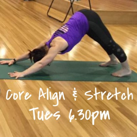 BBY Core Align & Stretch 2016